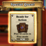Heartstone Special Quest