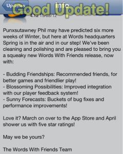 Info Good Update