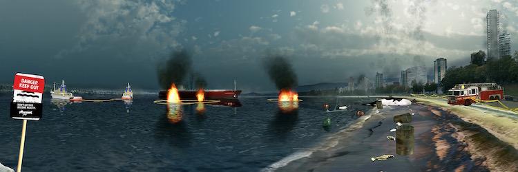 No Tankers Vr Scene