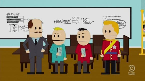 South Park Season 18 Episode 6 Freemium Isn`t Free