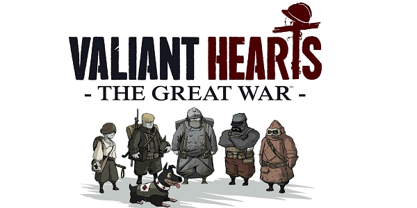 Valiant Hearts Art